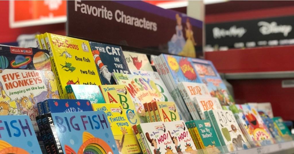 kids books at Target