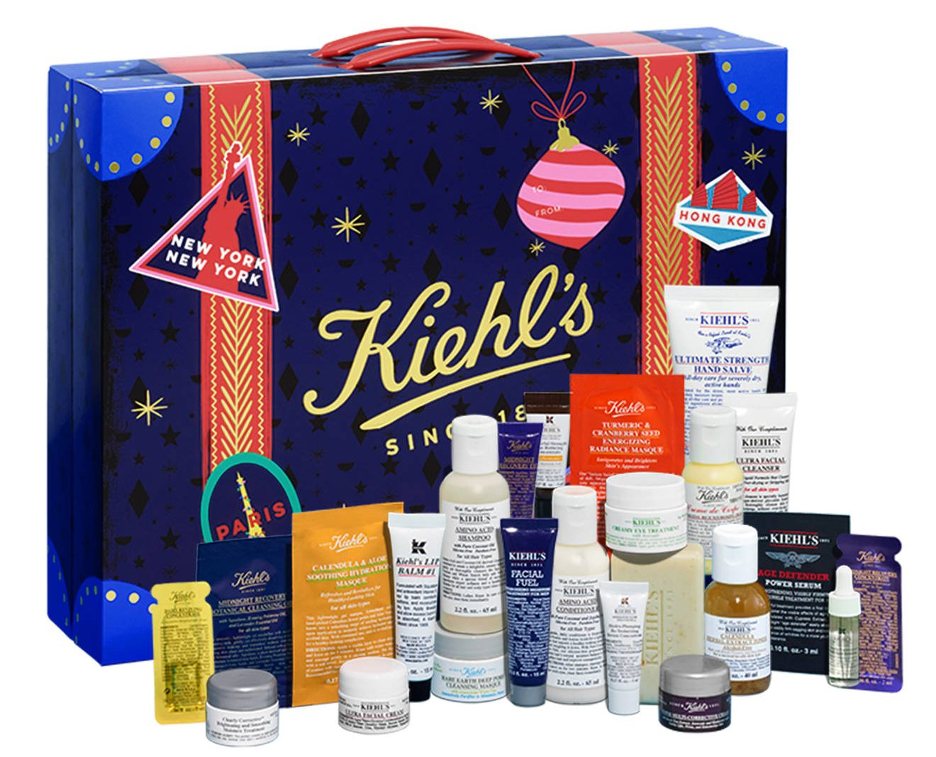 best 2018 advent calendars for kids and adults – Kiehl's Advent Calendar