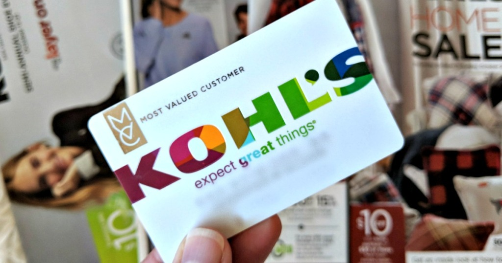 18cead0709bce Kohl's Cardholders: 30% Off + FREE Shipping + Stackable Codes + Earn ...