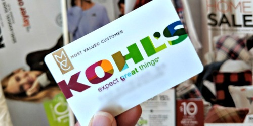 FREE $10 Kohl's Cash When You Go Paperless on Your Statements