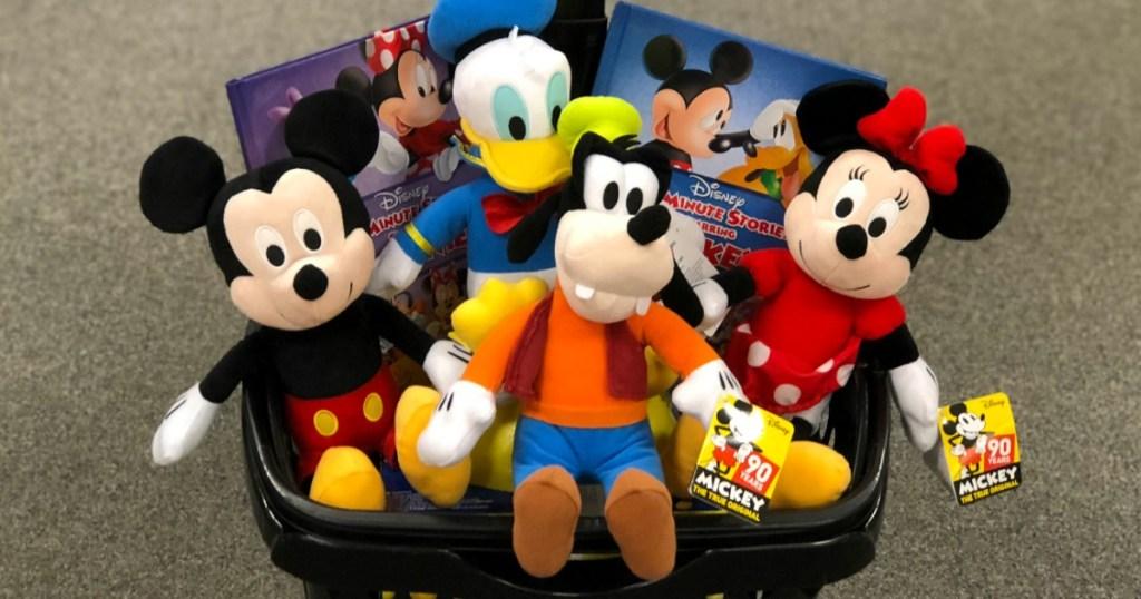 Kohl S Cares Plush Books 3 50 5 Each Disney Pinkalicious