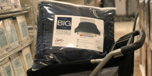The Big One Down Alternative Comforters in ANY Size as Low as $14.99 Each Shipped at Kohl's (Regularly $120)