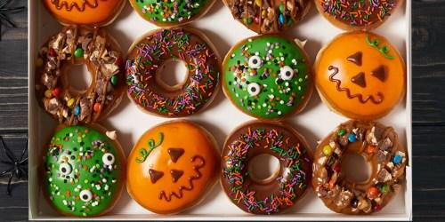 2018 Halloween Freebies & Deals Round-Up