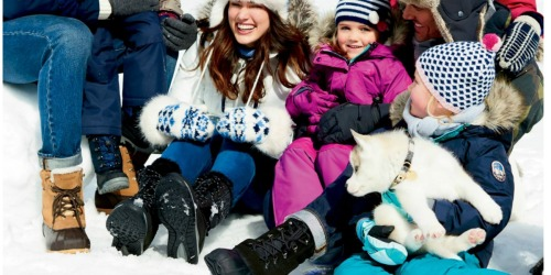 Up to 80% Off Lands' End Coats, Boots, Hats & More
