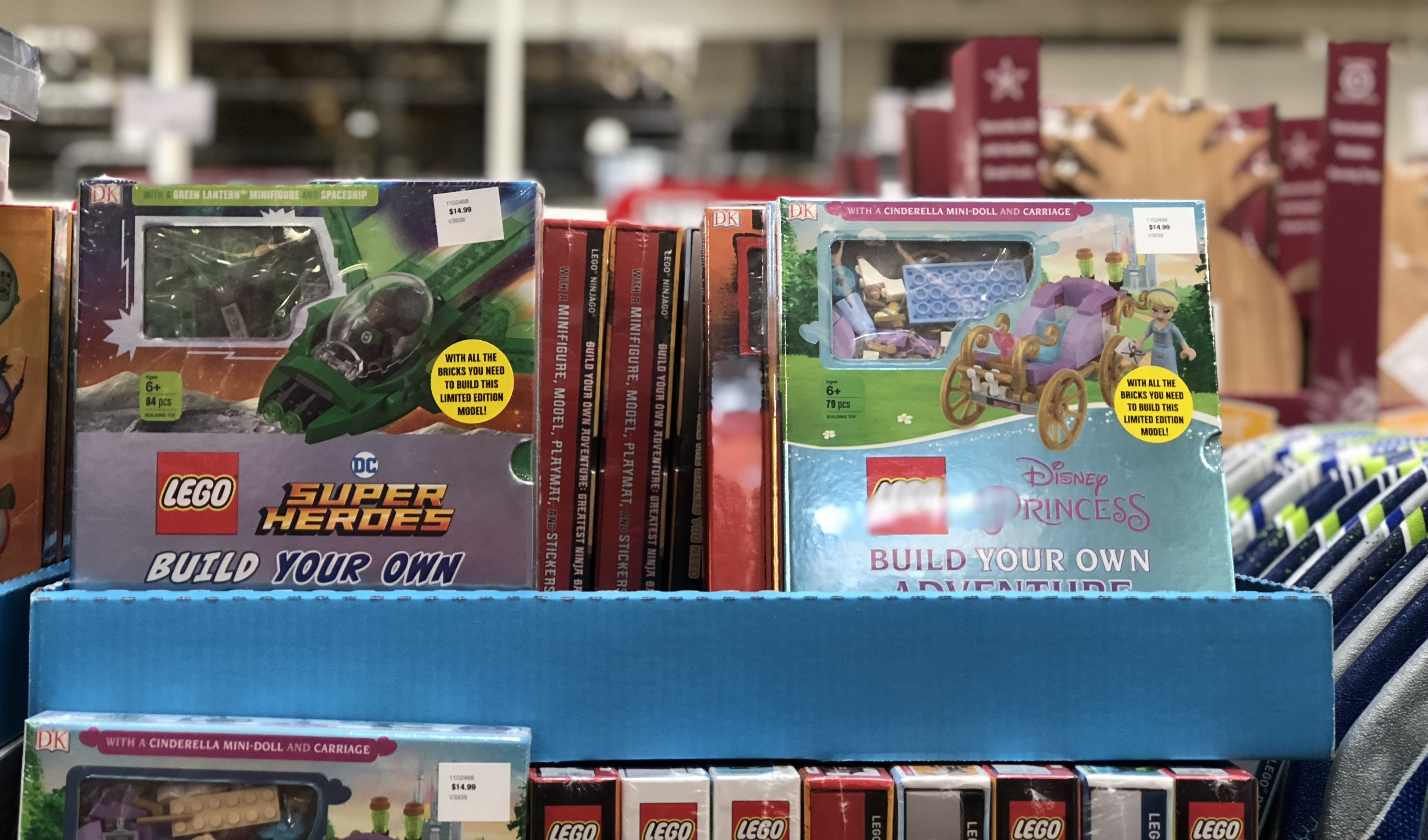 The best holiday toy deals for 2018 include the LEGO Build Your Own set at Costco
