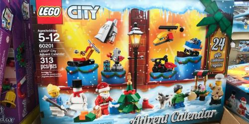 Amazon: 2018 LEGO City Advent Calendar Only $21.97