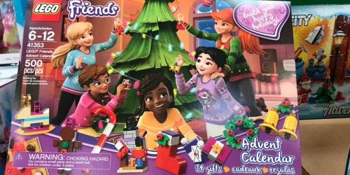 LEGO Friends Advent Calendar Only $21.99 Shipped (Regularly $30)