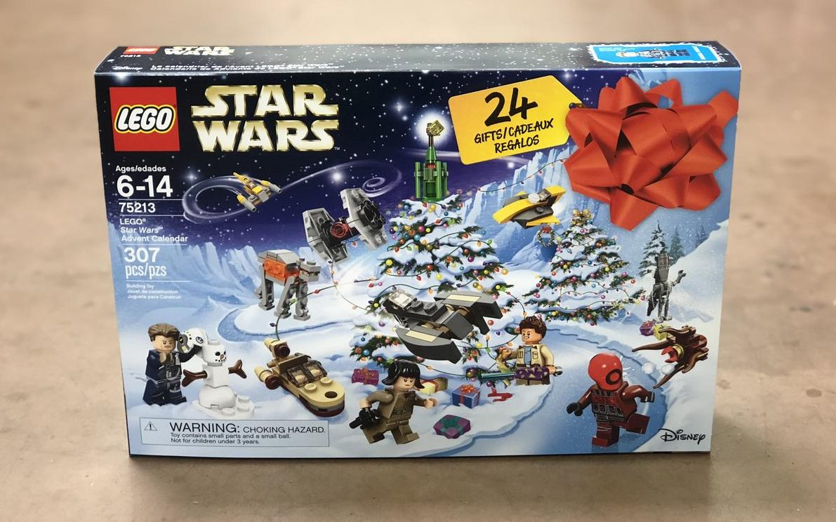 best 2018 advent calendars for kids and adults – Lego Star Wars Advent Calendar