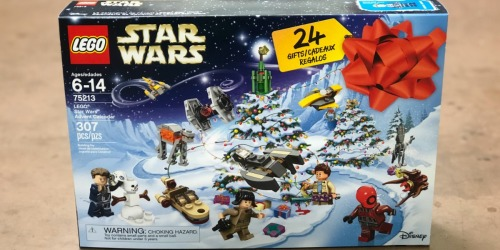 Amazon: LEGO Star Wars Advent Calendar Only $22.84 Shipped (Regularly $40)