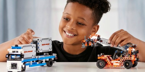 LEGO Technic Container Yard Set Just $35.99 Shipped (Regularly $60)