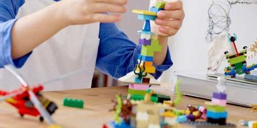 LEGO Classic World 295-Piece Fun Building Kit Only $13.99 (Regularly $20)