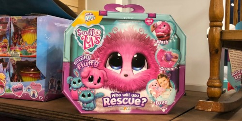 Little Live Scruff-a-Luvs Just $15.99 at Bed Bath & Beyond