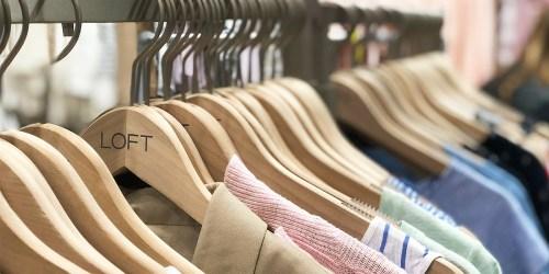 Ann Taylor LOFT Jeans, Dresses, Tops & More Under $10