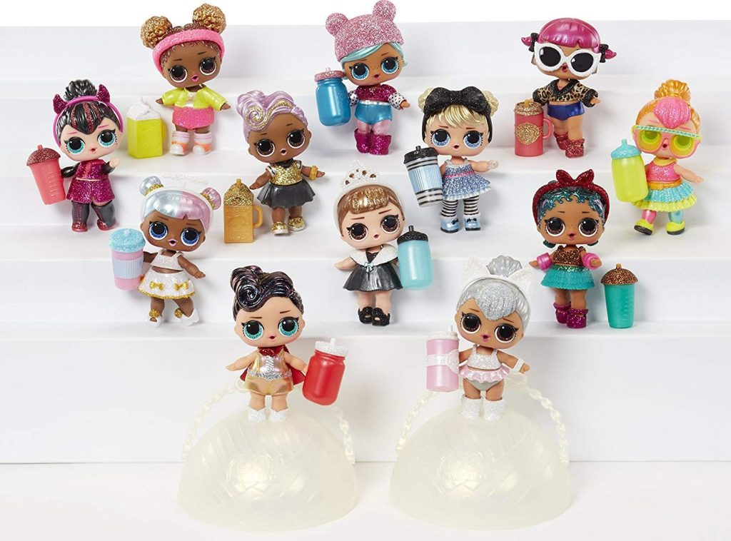 LOL Surprise Glam Glitter Dolls