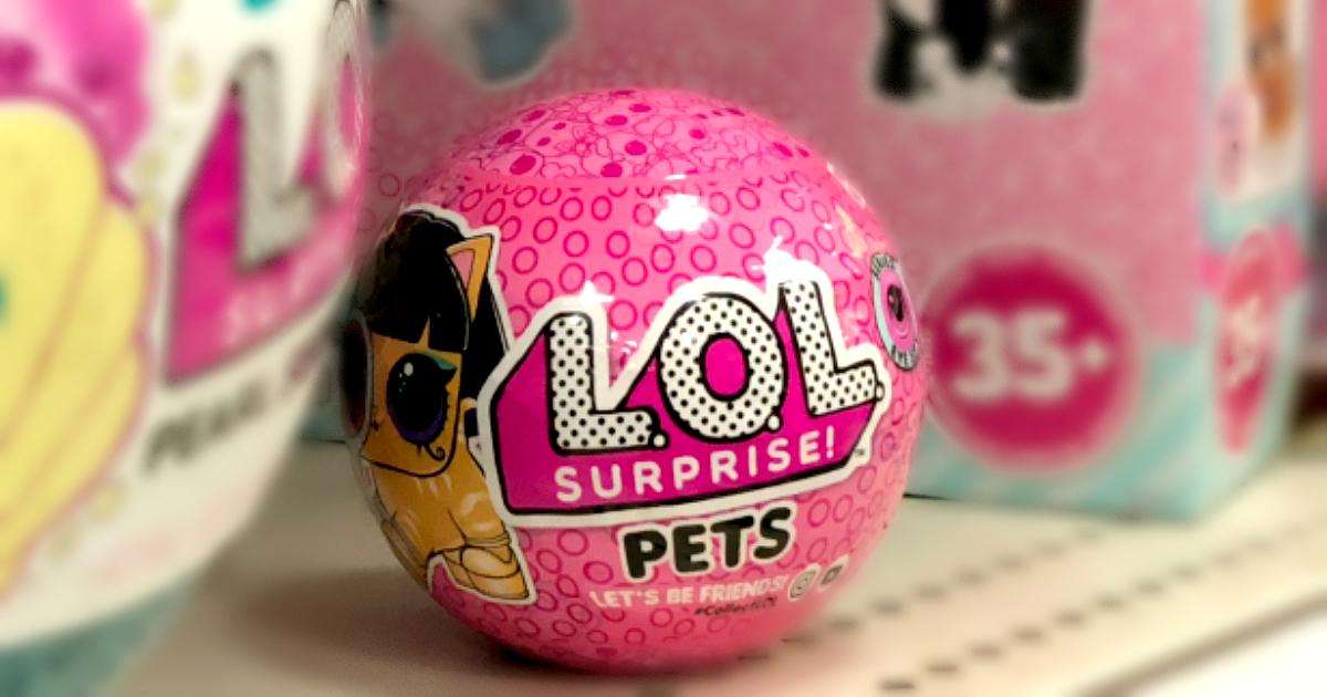 LOL Surprise Pets Amazon Top Toys