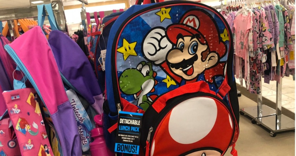 f4be1f1b20 70% Off Kids Backpacks at Macy s - Hip2Save