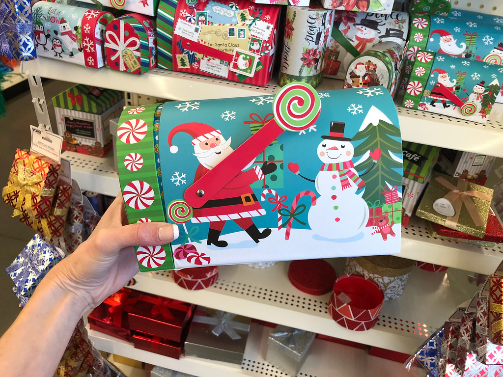 Christmas Mugs Mailboxes Signs More Only 1 At Dollar Tree In
