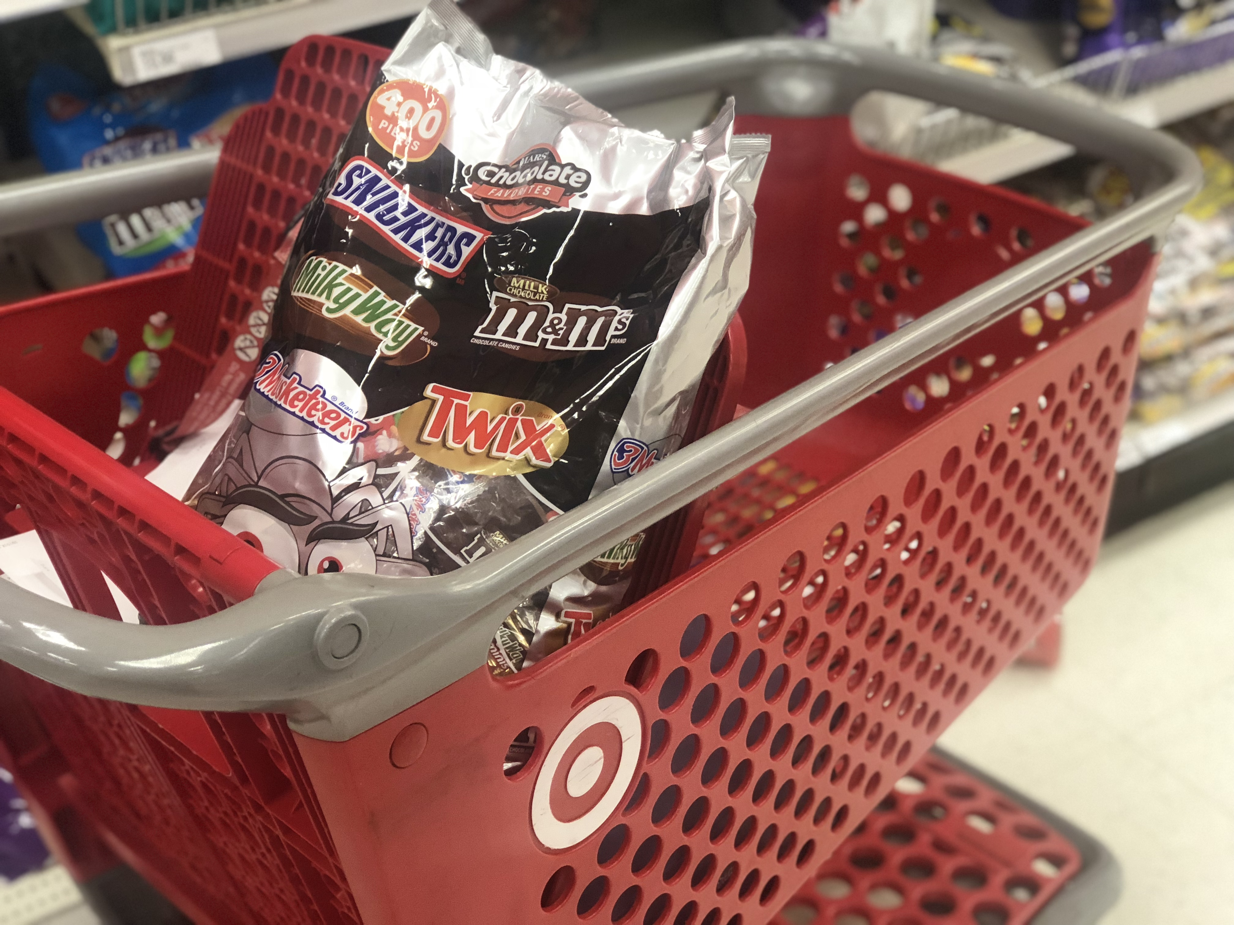 target & walgreens deals, coupons, & freebies 10-17-2018 – Mars Halloween candy at Target