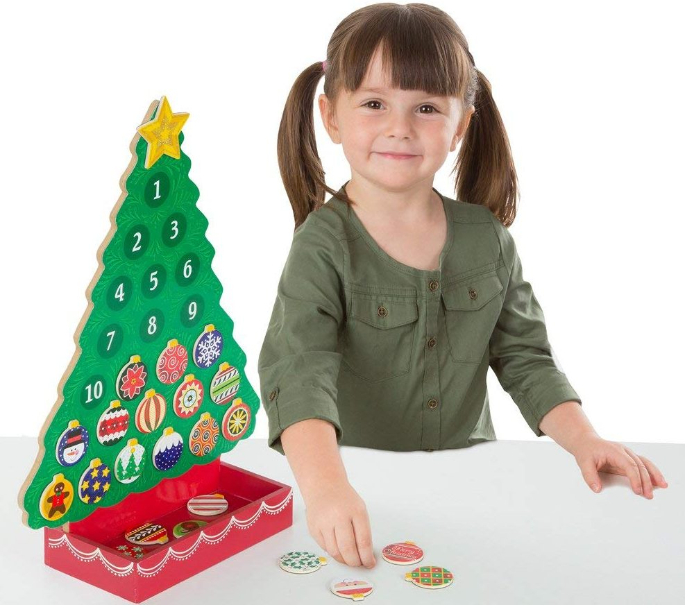 best 2018 advent calendars for kids and adults – Melissa & Doug Advent Calendar