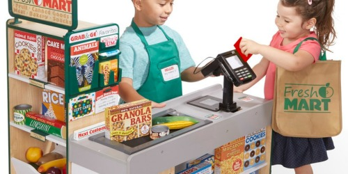Melissa & Doug Grocery Store Only $101.99 Shipped (Regularly $200) + Earn Kohl's Cash