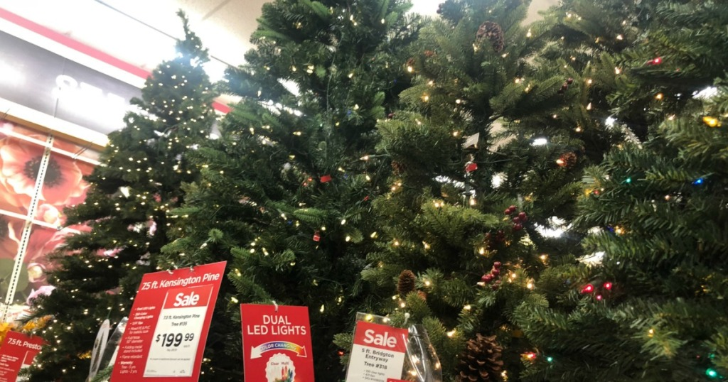 Hop on over to Michaels where you can score up to 40% off Artificial Christmas Trees both in-store and online! Even better, if shopping online, ...