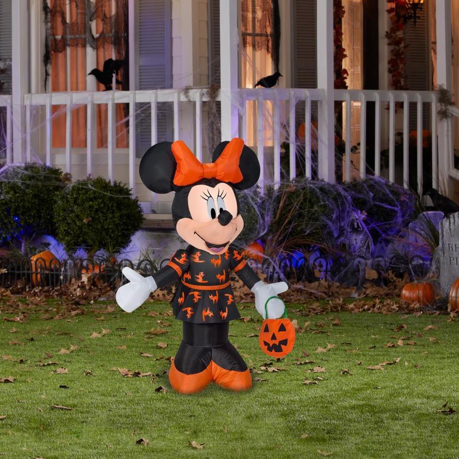 Minnie Halloween Inflatable