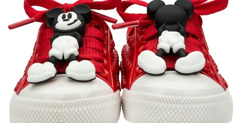 40% Off Disney Mickey Mouse Studded Kids Sneakers & More