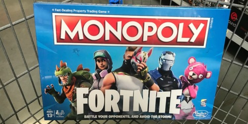 Monopoly Fortnite Edition Only $15.88 (Regularly $20) = FREE $5 Walmart Gift Card