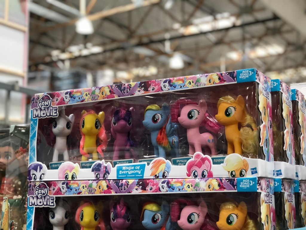 My Little Pony 6-Pack Collection