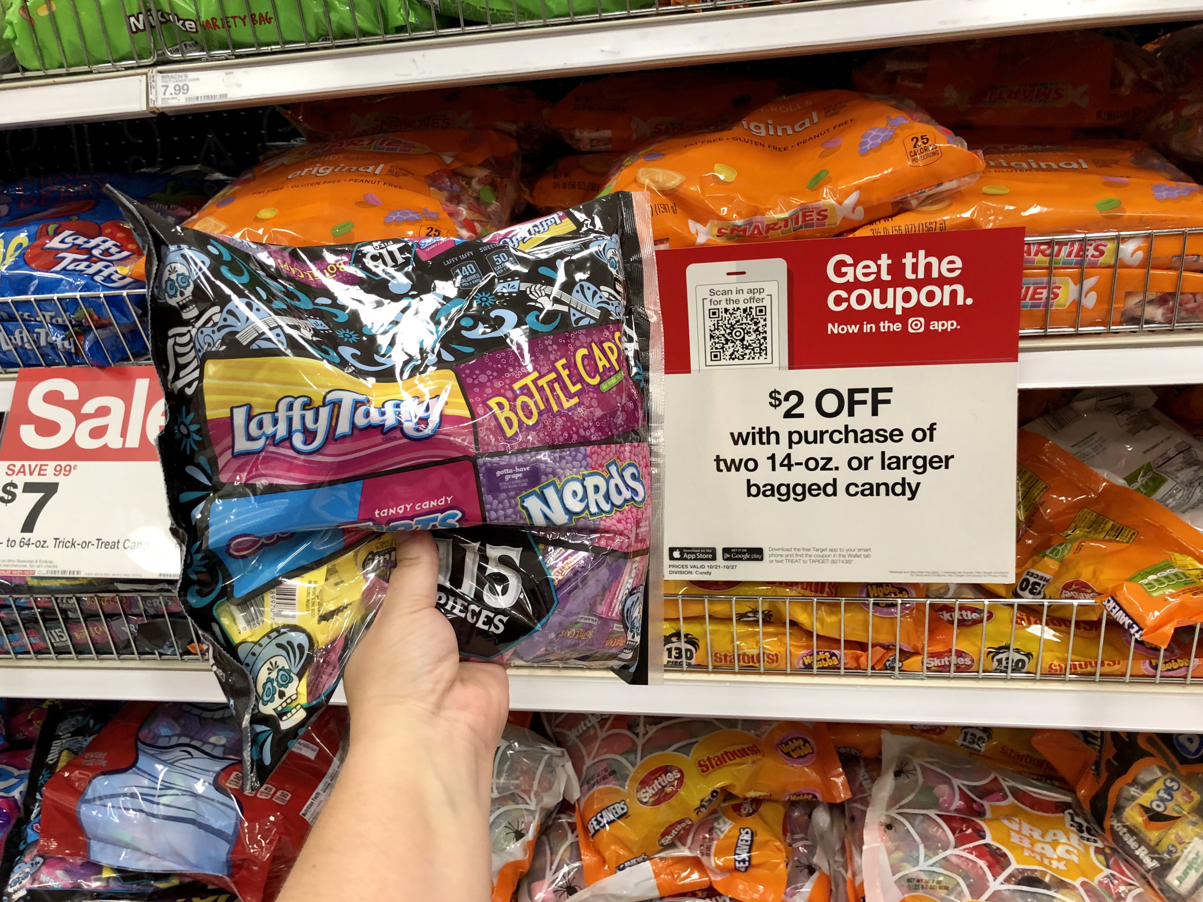 50% Off Nestle Halloween Candy Bags at Target , Hip2Save