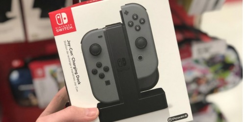 Nintendo Switch Joy-Con Charging Dock Only $17 (Regularly $30)