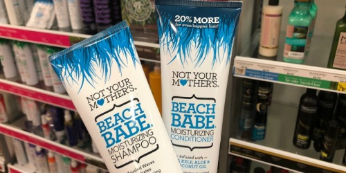50% Off Not Your Mother's Beach Babe, Bed Head Hair Dryer & More at Ulta Beauty
