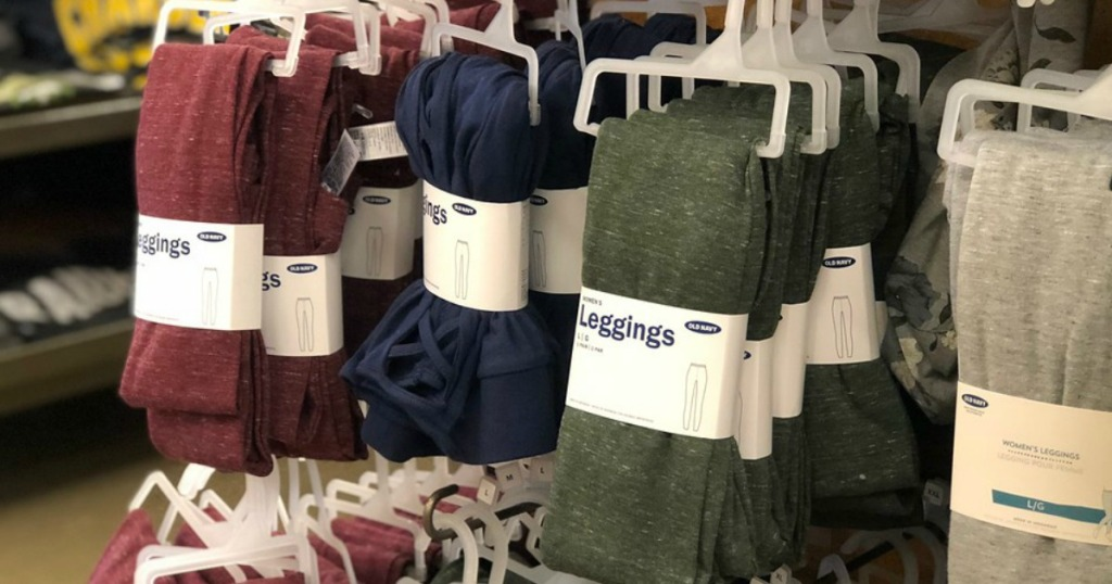 73a98bd32f435 Today, January 27th only, Old Navy is offering Women's, Girl's, Toddler AND  Baby Girl's Leggings for just $5 (regularly up to $14.99) both in-store and  ...