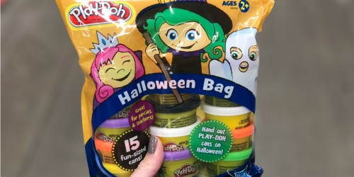 Play-Doh Halloween Mini Containers 15-Count Only $3.82 at Kohl's
