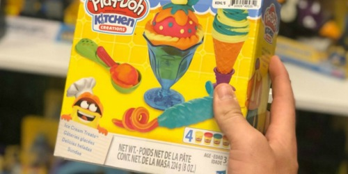 Play-Doh Ice Cream Treats Set Just $6.88 Shipped For Kohl's Cardholders + More
