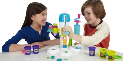 Play-Doh Perfect Twist Ice Cream Playset Just $9.99 (Regularly $18+)