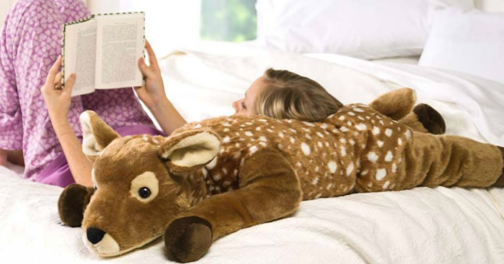 Plow Amp Hearth Animal Body Pillows Only 51 94 Shipped