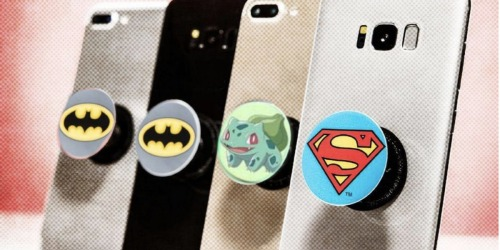 50% Off Pokemon & DC Comics PopSockets at Best Buy (Today Only)