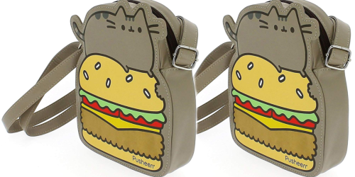 Pusheen Cross-Body Bag Only $4.98 (Regularly $20)