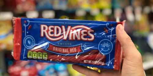 Red Vines Theater Pack Only 29¢ After Cash Back at Target