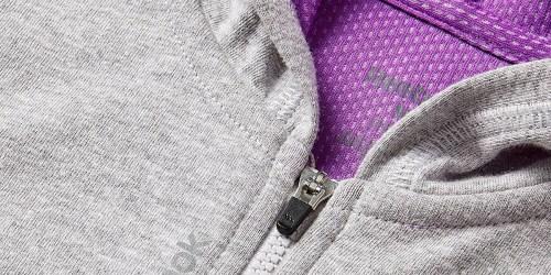 Reebok Girls Mesh Back Jersey Jackets Only $7.99 Shipped (Regularly $30)
