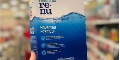 TWO Pack Biotrue or Renu Multi-Purpose Solution Only $8.99 at Walgreens (Online & In-Store)