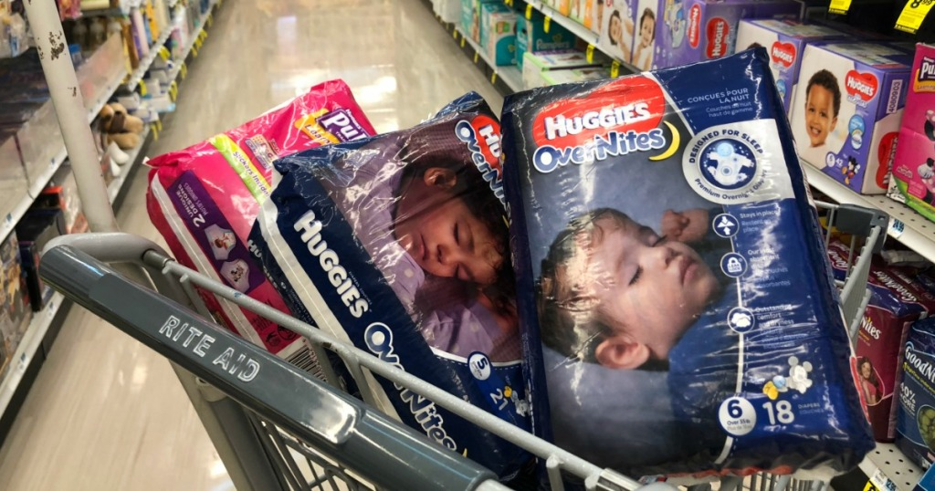 Huggies Diapers & Pull-Ups Jumbo Packs Only $2 49 Each After