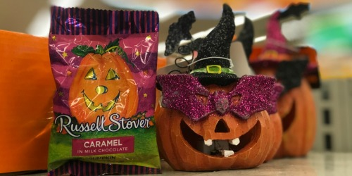 Russell Stover Halloween Chocolate Singles Only 25¢ Each After Rite Aid Rewards