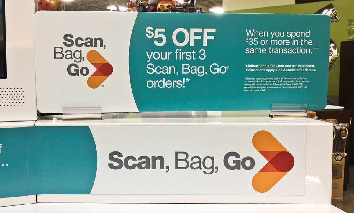 kroger scan bag go program – $5 off deal for first-time users