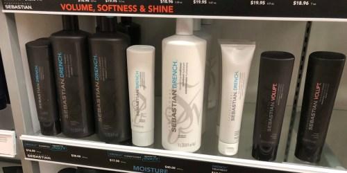 Over 75% Off Sebastian Shampoo & Conditioner + More at Ulta Beauty