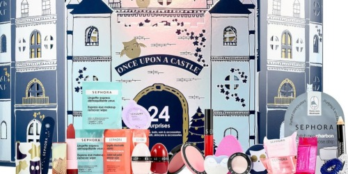 Sephora 2018 Beauty Advent Calendars as Low as $36 (Online Only)