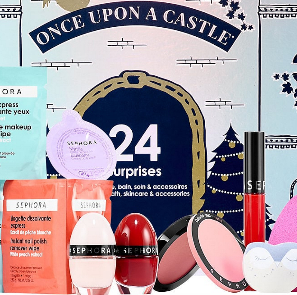 best 2018 advent calendars for kids and adults – Sephora Once Upon a Castle Advent Calendar