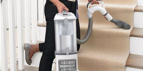 Shark Navigator Professional Lift-Away Upright Vacuum Only $69.99 (Factory Reconditioned)