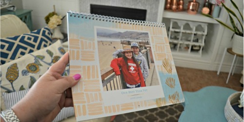 Shutterfly Wall Calendar Only $6.99 Shipped + More (NEW Customers Only)